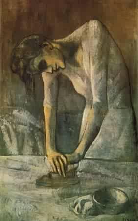 毕加索生平和作品 高清图片